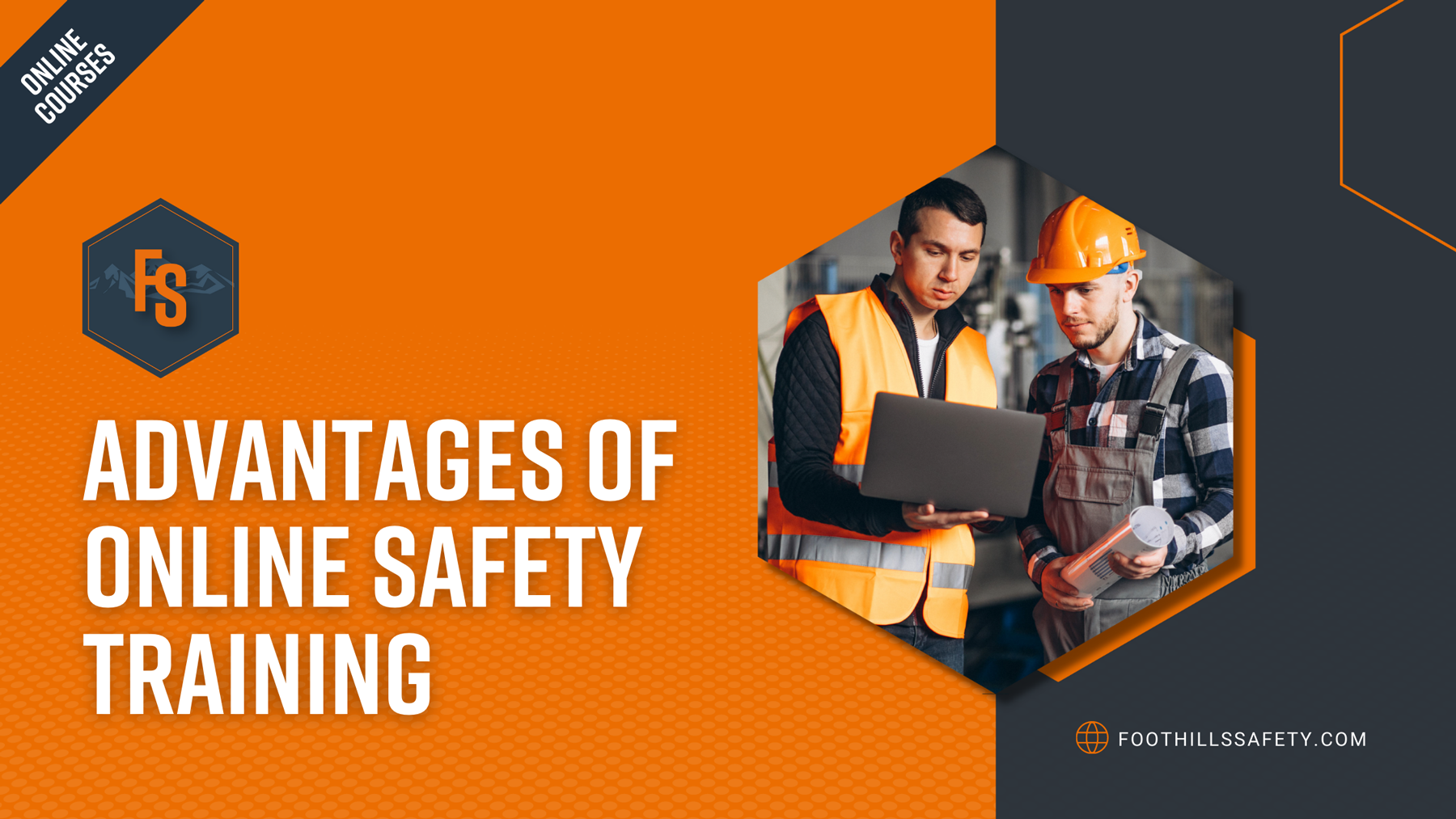Advantages of Online Safety Training